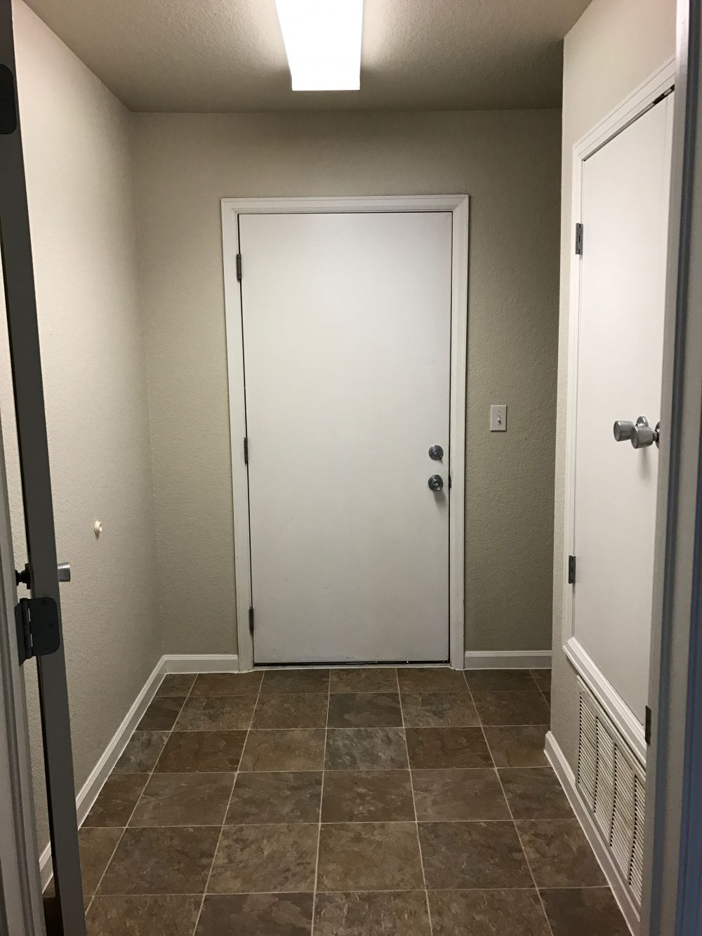 Utility Room by Garage